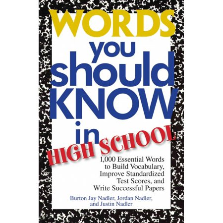 Words You Should Know In High School: 1000 Essential Words To Build Vocabulary, Improve Standardized Test Scores, And Write Successful Papers - Halloween Vocabulary High School