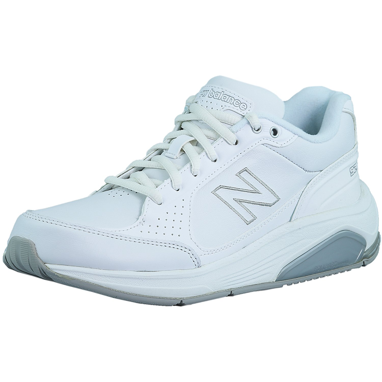 New Balance Women's Ww928 Wt Ankle-High Leather Walking S...
