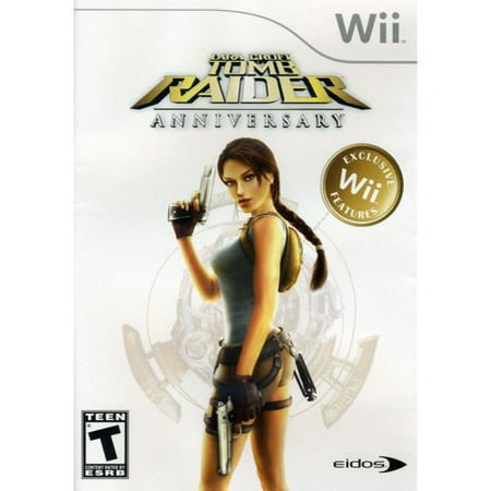 Tomb Raider Anniversary for wii