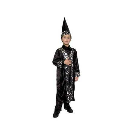 Child's Wizard Robe Costume - Boys Wizard Costume