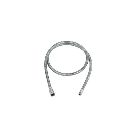 Grohe 46 092 000 Pull-Out Spray Replacement Hose, StarLight Chrome (Grohe Concetto Starlight)