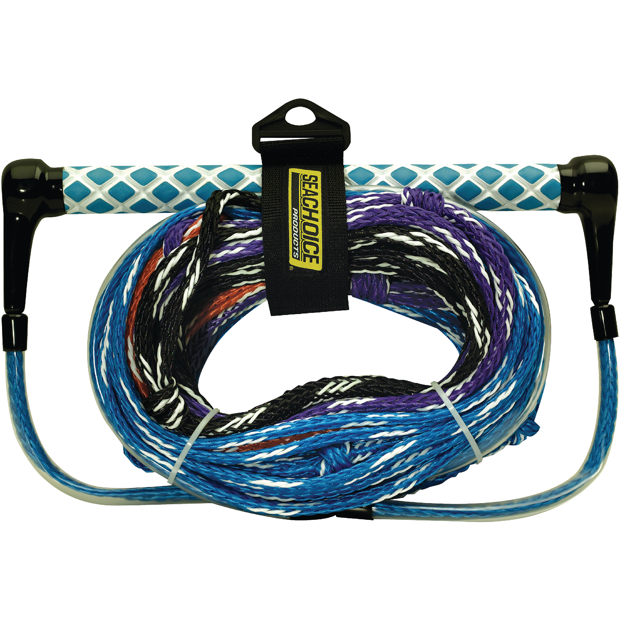 Seachoice 4-Section Water Ski Rope, 75' by Seachoice Products