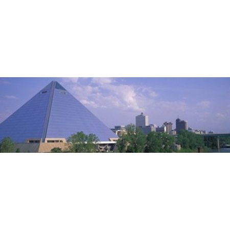 The Pyramid Memphis TN Poster Print ()