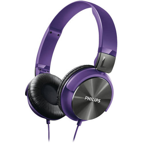Philips Shl3160 DJ-Style On-Ear Headphones