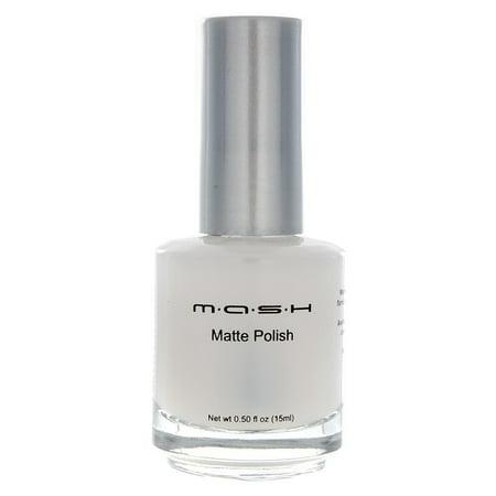 MASH Matte Nail Polish Top Coat 15ml - Walmart.com