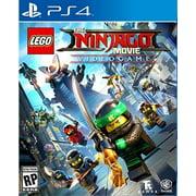 The Lego Ninjago Movie Videogame, Warner Bros, PlayStation 4, PRE-OWNED, 886162299779