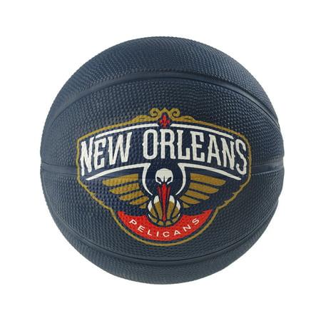 Nba Mint - Spalding NBA New Orleans Pelicans Team Mini