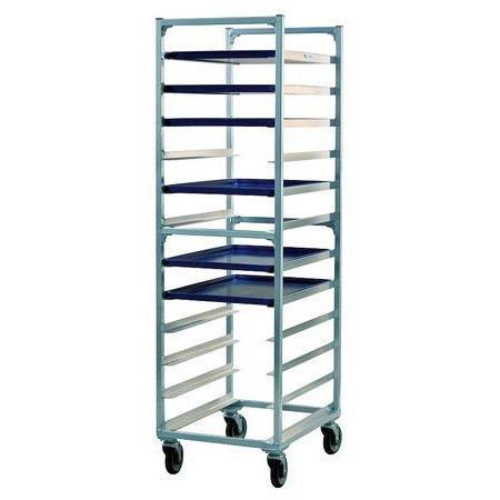 NEW AGE 1333 Full Bun Pan Rack, End Load, 12 (End Load Bun Pan Rack)