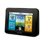 Best Wireless Weather Stations - AcuRite Color LCD Home Weather Station - Premium Review