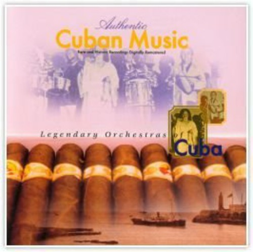 Recorded in Havana, Cuba and Miami, Florida in the late 1950's and early 1960's.
