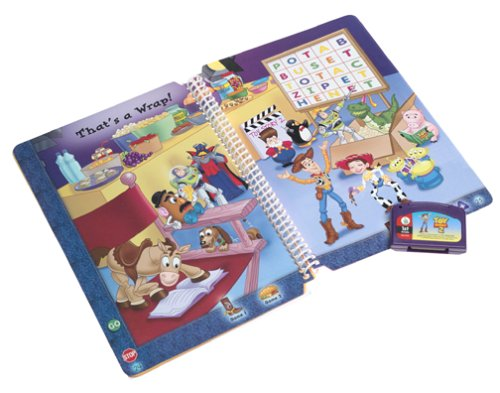 First Grade Leappad Book Toy Story 2