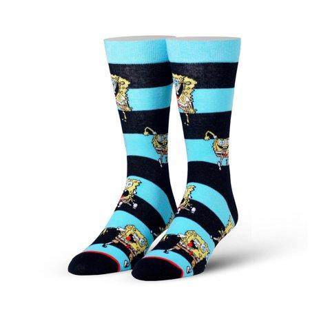 Spongebob Squarepants Socks, 6-13](Spongebob Accessories)
