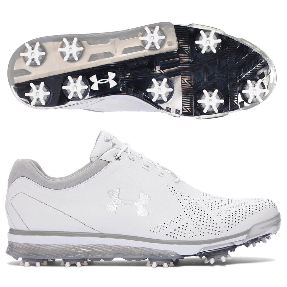 Mens Under Armour Tempo Tour Golf Shoes