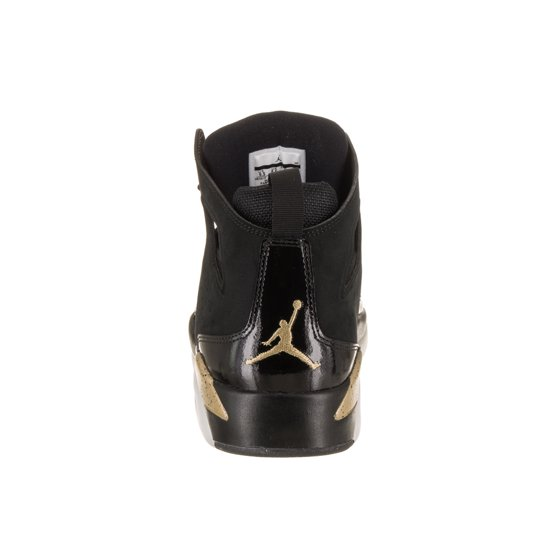 Air Jordan - Mens Air Jordan Flight Club 91 Black White Metallic Gold 555475 -031 - Walmart.com e38c97ed1
