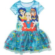 Dc Superhero Girl Ap Dc Superhero Sublimated Tutu Dress