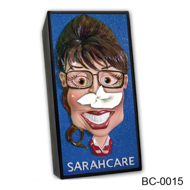 Caravelle Designs BC-0015 SarahCare Tissue Box Cover