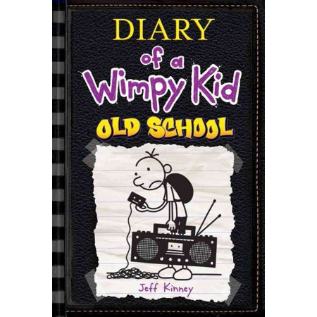 Diary Of A Wimpy Kid  Old School  Book 10   Hardcover