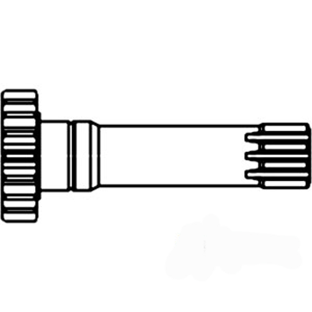 92713C1 New IPTO Drive Shaft Made for Case-IH Tractor