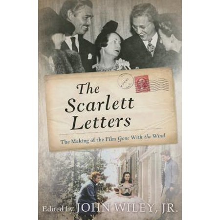 Scarlett Letters : The Making Ofcb: The Making of the Film Gone with the Wind](Scarlett Costume Gone With The Wind)