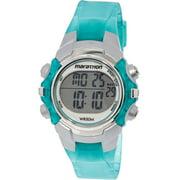 Women's Marathon T5K817 Green Resin Quartz Sport Watch