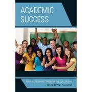 Academic Success - eBook