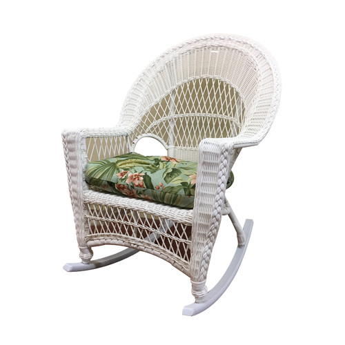 ElanaMar Designs Madison Rocking Chair with Cushion