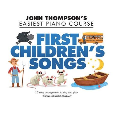 First Children's Songs - Classic Children's Halloween Songs