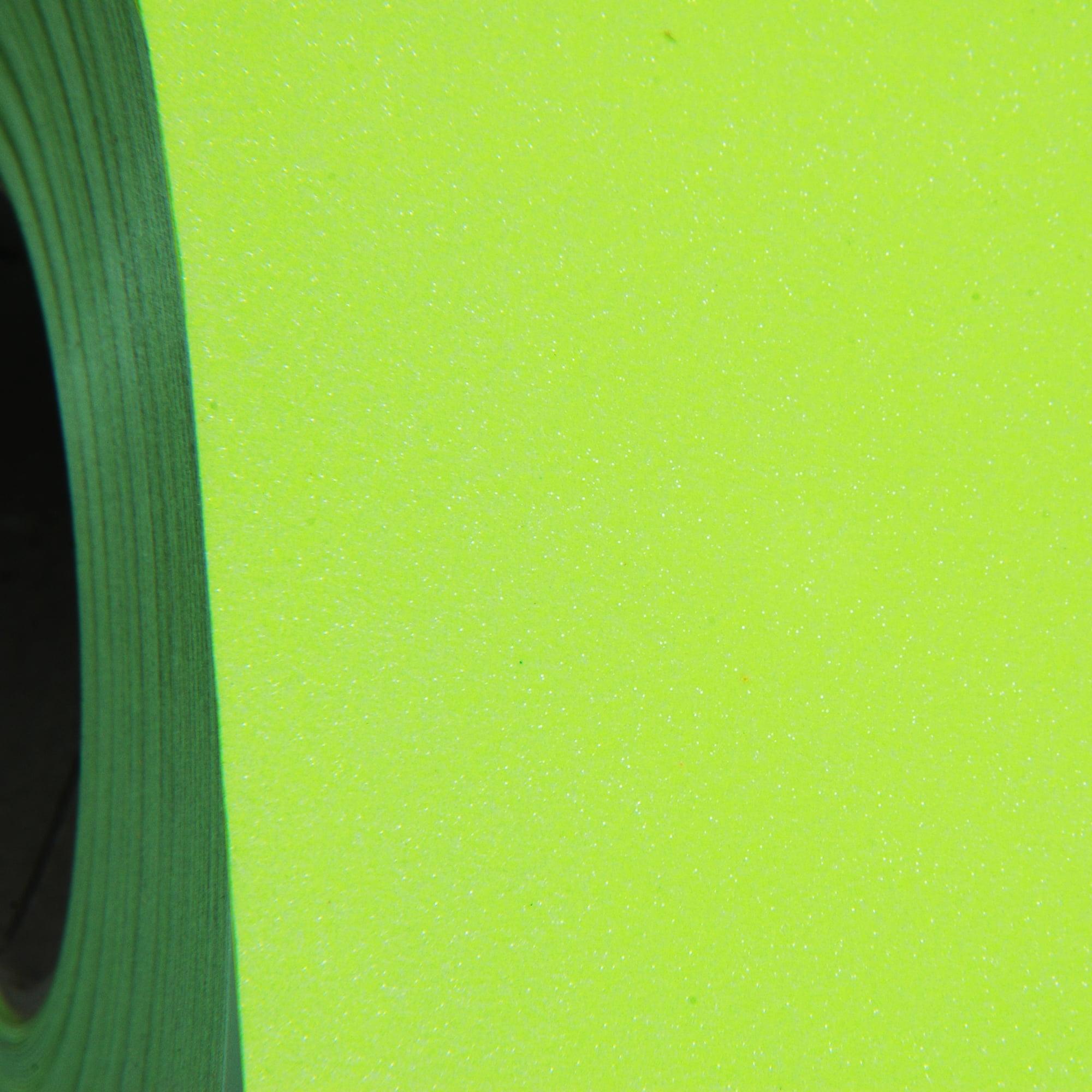 Threadart Glitter Neon Yellow 20 Quot Heat Transfer Vinyl Film