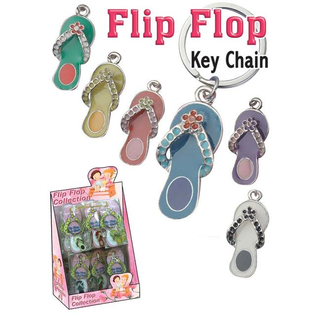 Puka 11464 Flip Fiop Key Fashion Chain
