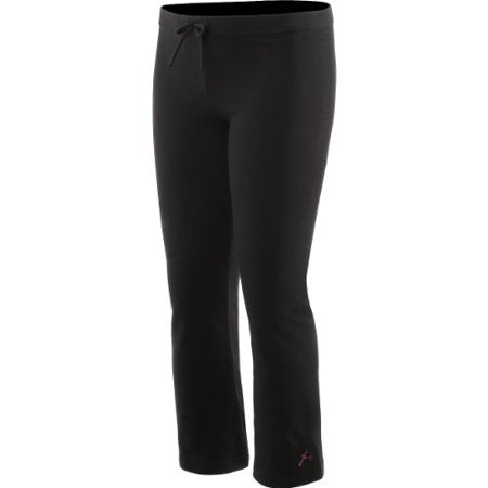 Capezio Future Star Girls' Basic Dance Pant - Size: XS/Extra Small, Black Star Dance Apparel