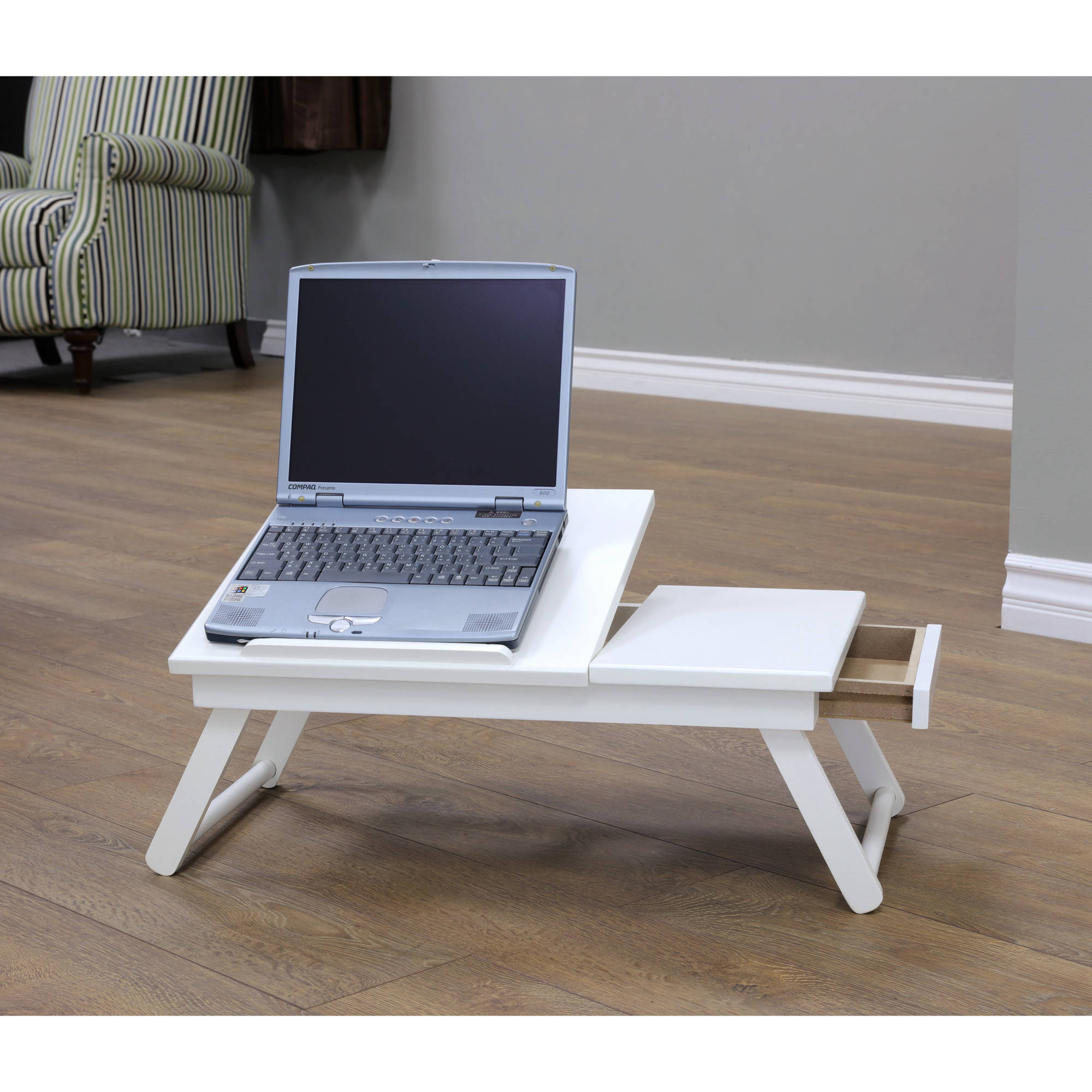 Home Craft Flip Top Lap Desk,Multiple Colors