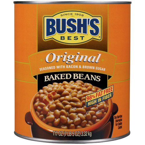 Bush's Original Baked Beans #10, 117 oz