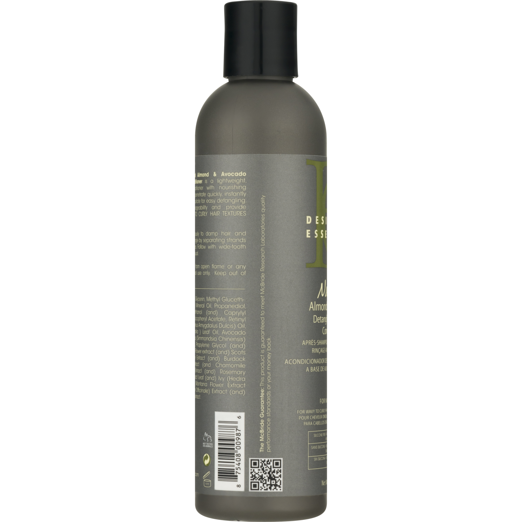 Design Essentials Natural Leave In Conditioner Reviews: Design Essentials Natural Detangling Leave-In Conditioner Almond rh:walmart.com,Design