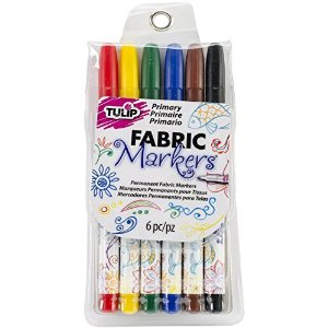 Tulip 6-Pack Primary Marker Multi-Colored