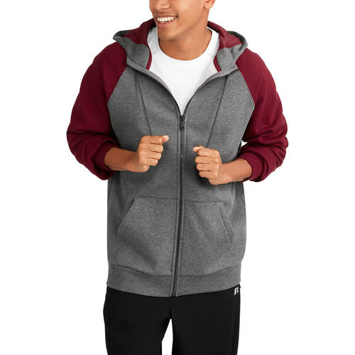 Russell Big Men's Premium Fleece Full Zip Hood