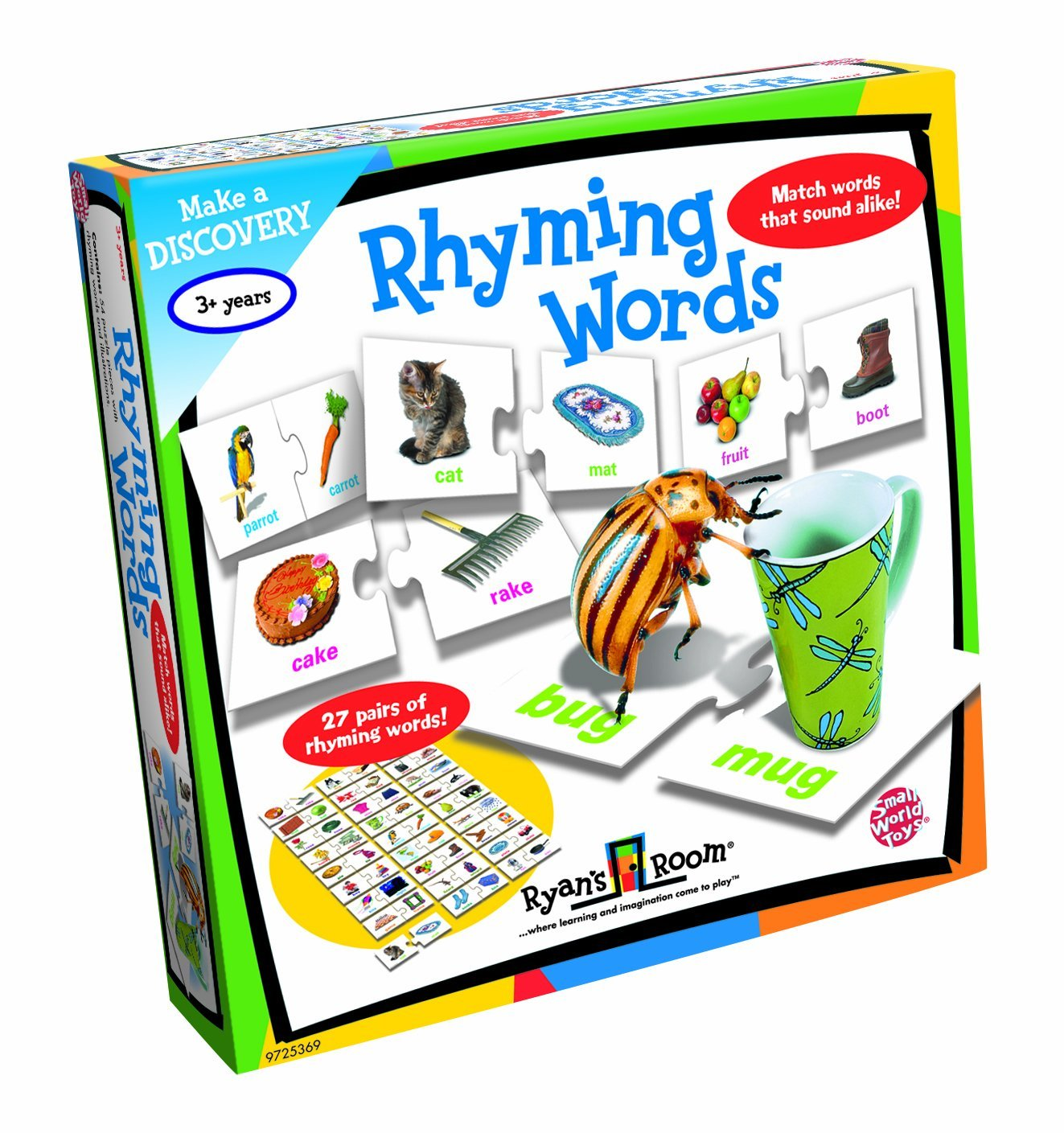 Learning - Rhyming Words, Do these words rhyme? Find out ...