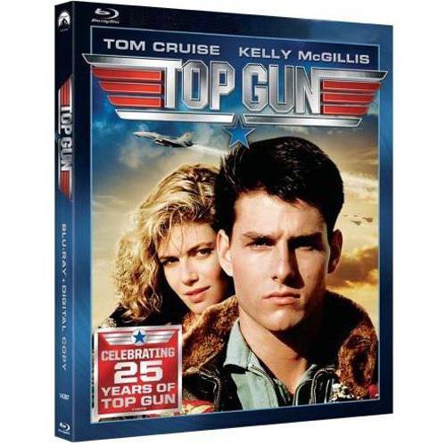 TOP GUN (COMBO/BLU-RAY/DVD/DC)