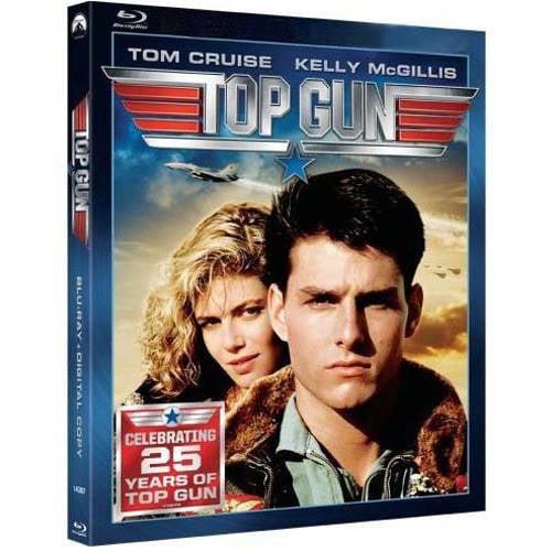 TOP GUN (COMBO/BLU-RAY/DVD/DC)