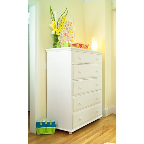 Maxtrix Kids Storage Units 5-Drawer Chest