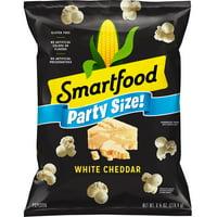 Smartfood White Cheddar Popcorn, Party Size, 9.75 oz Bag