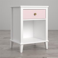 Little Seeds Monarch Hill Poppy Nightstand, White