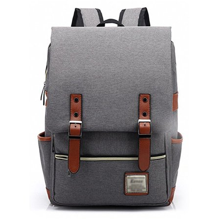 9bf696c2dcc Anyprize Backpacks for Girls, Canvas Backpacks for Girls in School, School  Bookbags Bags Rucksack for Travel, Green Shoulder Bookbags for College
