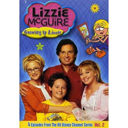 Lizzie McGuire, Vol. 2: Growing Up Lizzie (Full - Lizzie Mcguire Halloween Special