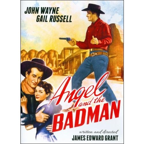 Angel And The Badman (1947) (Widescreen)