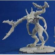 Bones Wolf demon Miniature Reaper