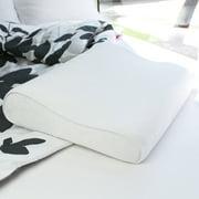 Dream Serenity Standard Contour Memory Foam Pillow, 1 Each