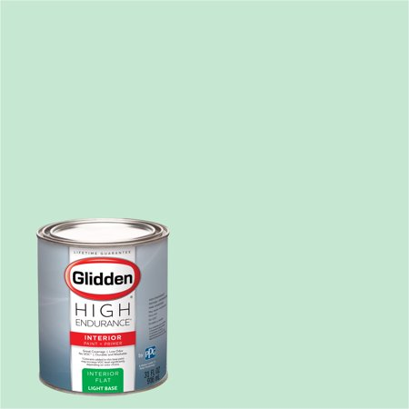 Glidden High Endurance, Interior Paint and Primer, Elf Hat Green, # 90GY 76/158