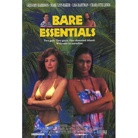 Posterazzi MOVIF5955 Bare Essentials Movie Poster - 27 x 40 in.