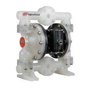 ARO PD10P-YPS-PTT Diaphragm Pump,Air Operatd,1 In.,120 psi