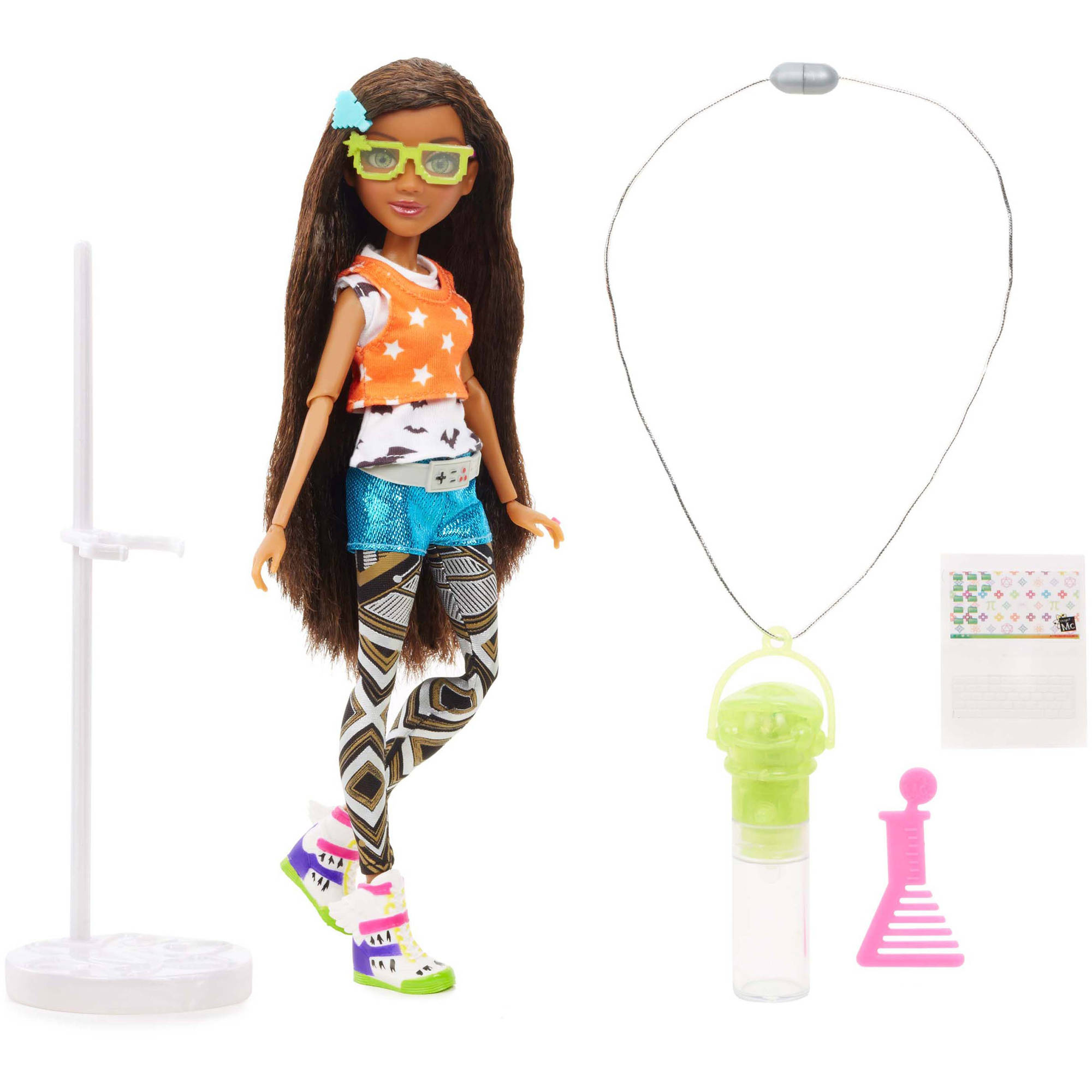 Project Mc2 Doll with Experiment, Bryden's Glow Stick